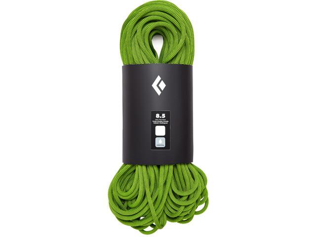 Black Diamond 8.5 Dry Rope 60m, groen